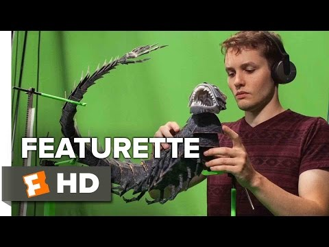 Kubo And The Two Strings Featurette - Creating The VFX Masterpiece (2016) - Charlize Theron Movie