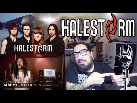 Halestorm - I Miss The Misery: Ten Second Songs 20 Style Cover REACTION