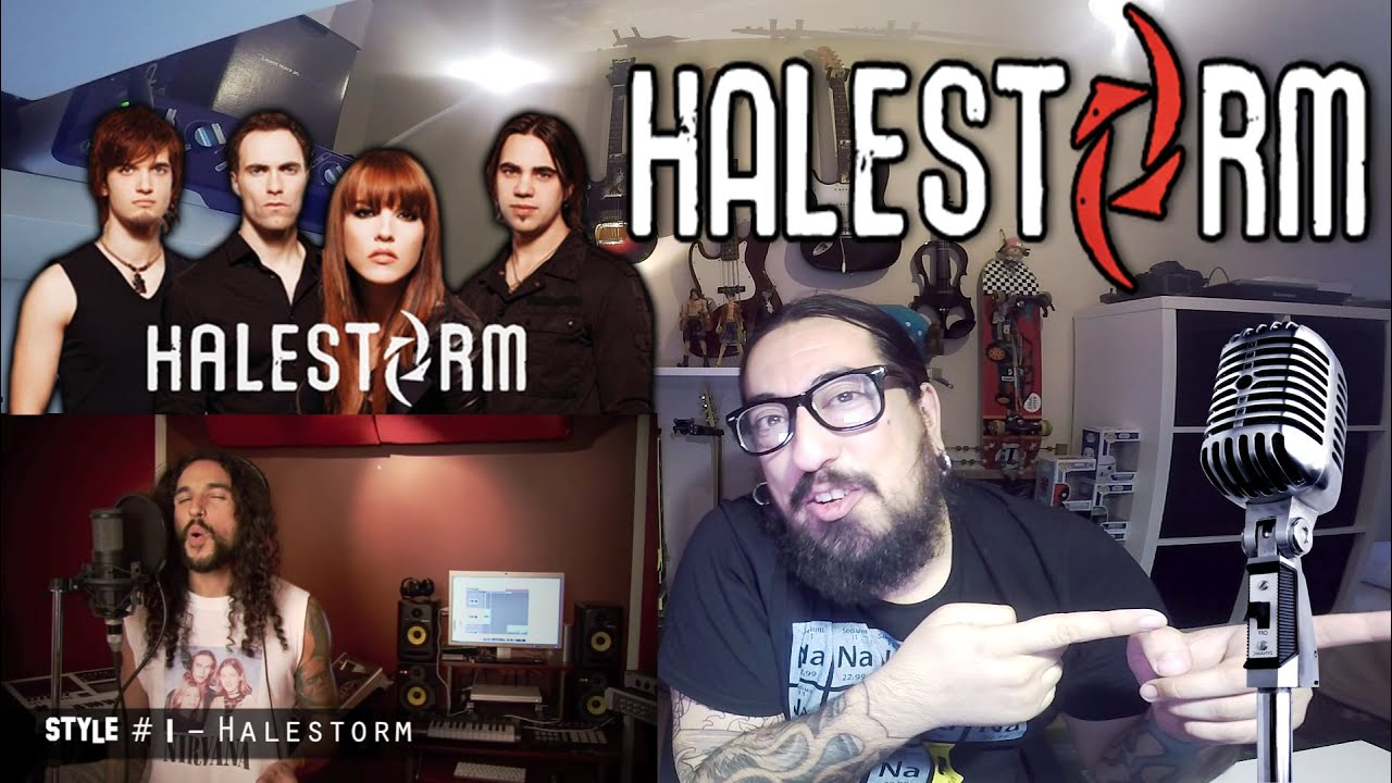 You Tube Music Videos Halestorm - I Miss The Misery Official Video
