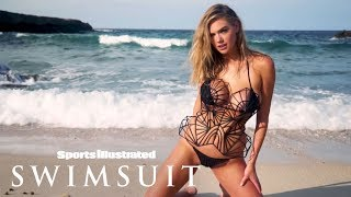 Kate Upton Is A Work Of Art: Behind The Scenes Of Her Caged Suit Shoot | Sports Illustrated Swimsuit