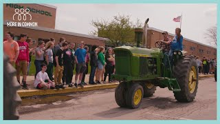 Drive-Your-Tractor-to-School Day! | More in Common