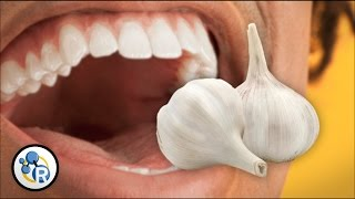 What Causes Garlic Breath? - Reactions