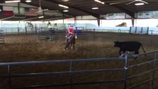 Astro- Jared Lesh cowhorses