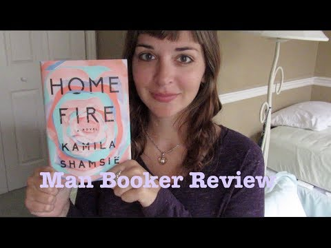 Home Fire | Booker 2017 Review