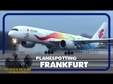 Planespotting Frankfurt Airport | Dezember 2018 | Teil 1