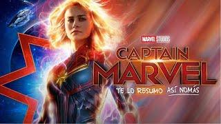 Capitana Marvel | #TeLoResumo