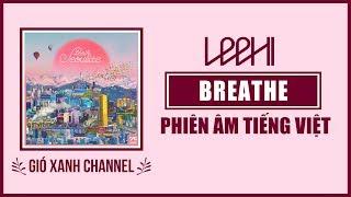 [Phiên âm tiếng Việt] Breathe – Lee Hi