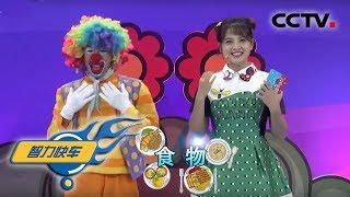 《智力快车》 20191217 彩虹大作战|CCTV少儿