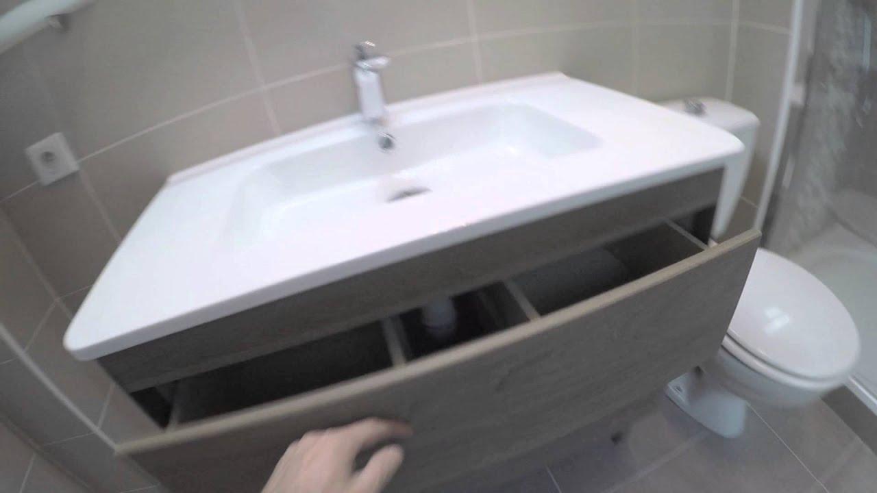 Baignoire Sous Les Combles rénovation de salle de bain en sous pente réalisée par la