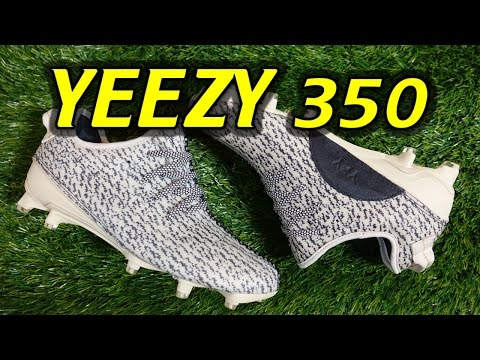Adidas Yeezy 350 Cleats - Review + On Feet