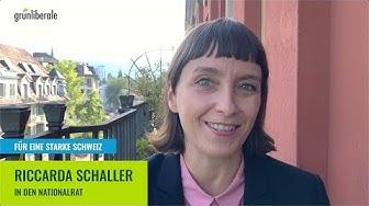 Riccarda Schaller – Nationalratswahlen 2019 glp Liste 4 Luzern