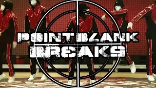 Teledysk: Jay Roc & Jakebeatz - Point Blank Breaks feat. DJ Platinum
