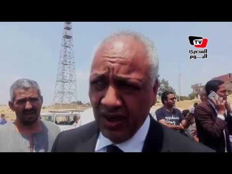 «بكري» في جنازة «السعيد» : كان يؤرخ لتاريخ اليسار المصري
