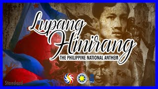 "The Official Philippine National Anthem - ""Lupang Hinirang"""