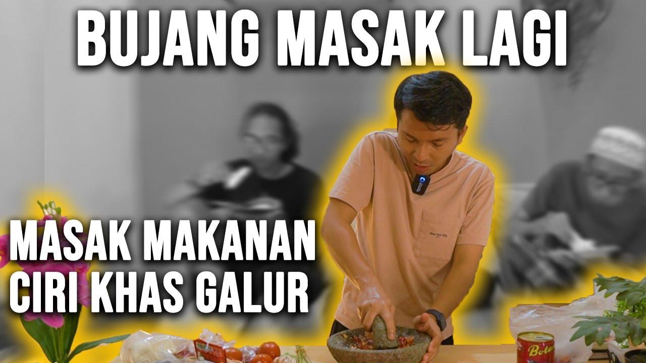 BUJANG MASAK MAKANAN PRAKTIS | TAHU TELOR DAN SARDEN !!