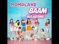MOMOLAND BAAM DJ FLAKO Remix mp3
