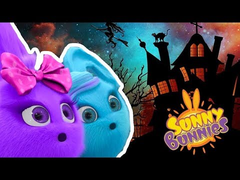 Cartoons For Children | SUNNY BUNNIES - SPOOKY HALLOWEEN | Funny Cartoons For Children