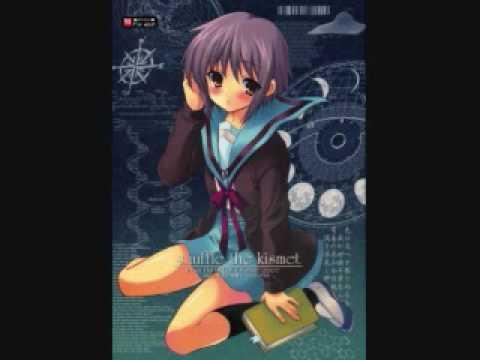 Yuki Nagato-Lonely In Gorgeous