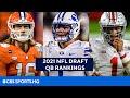 2021 NFL Draft Quarterback Prospect Rankings | CBS Sports HQ