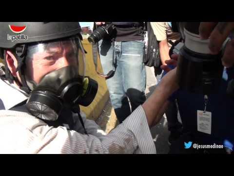 ¡Resumen! Así fueron los enfrentamientos en Caracas Venezuela