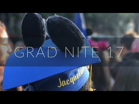 DISNEY GRAD NITE 2017