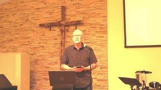 Guest Speaker Thomas Bailey from Creation Ministry