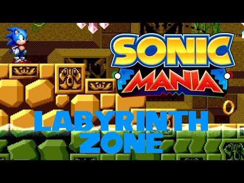 Sonic Mania Mod Showcase - Labyrinth Zone