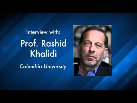 Palestinian State & Israel w/ Prof. Khalidi