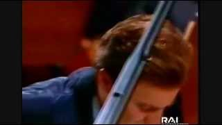 Oh  ! JEAN YVES THIBAUDET & Ac SANTA CECILIA Orch  ION MARIN dir  LISZT CONCERTO Nº1 LIVE 2002  I II