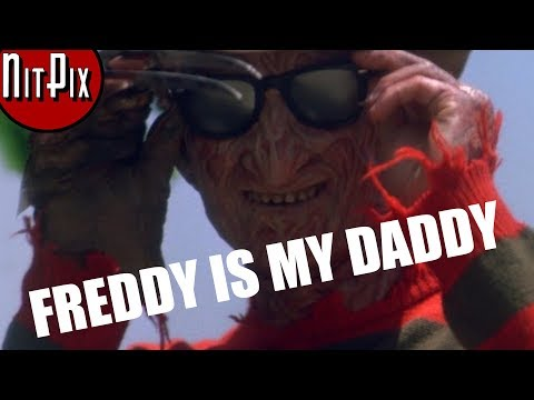 Why I'm In Love With FREDDY KRUEGER - NitPix