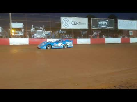 Lucas Oil hot lap group 3 at Dixie Speedway
