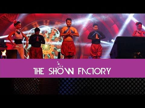 Bollywood JP Dance Group special Act #uirpl #theshowfactory An Artist Management Company