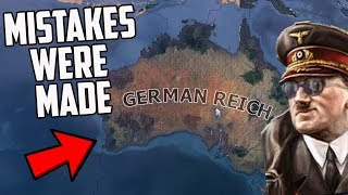 What If Australia Not Austria Was Anschlussed?! HOI4