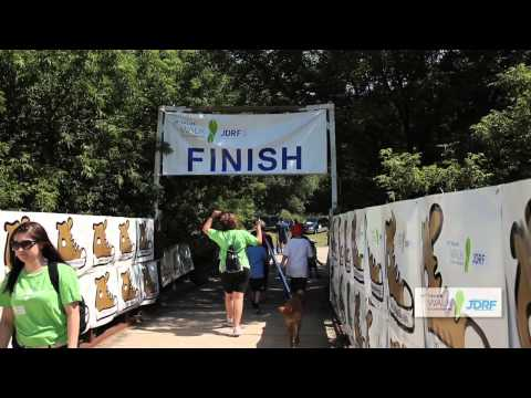 JDRF's 2013 TELUS Walk to Cure Diabetes: Join the Community