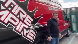 Mobile Tire Van Tire Empire