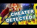 Dota 2 Cheaters: Legion Commander with DUEL SCRIPTS!