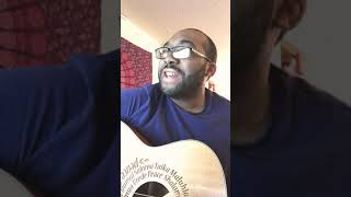 J. Cole-Kevin's Heart Acoustic Guitar Cover