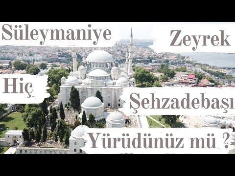 Mimar Sinan'ın İstanbul'a suyu getirmesi ve ardından susuz ölümü...