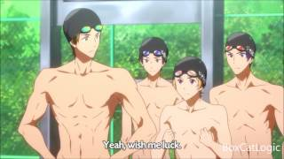 Free! AMV - Just Like Fire by P!NK