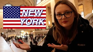 NEW YORK | Travel Vlog