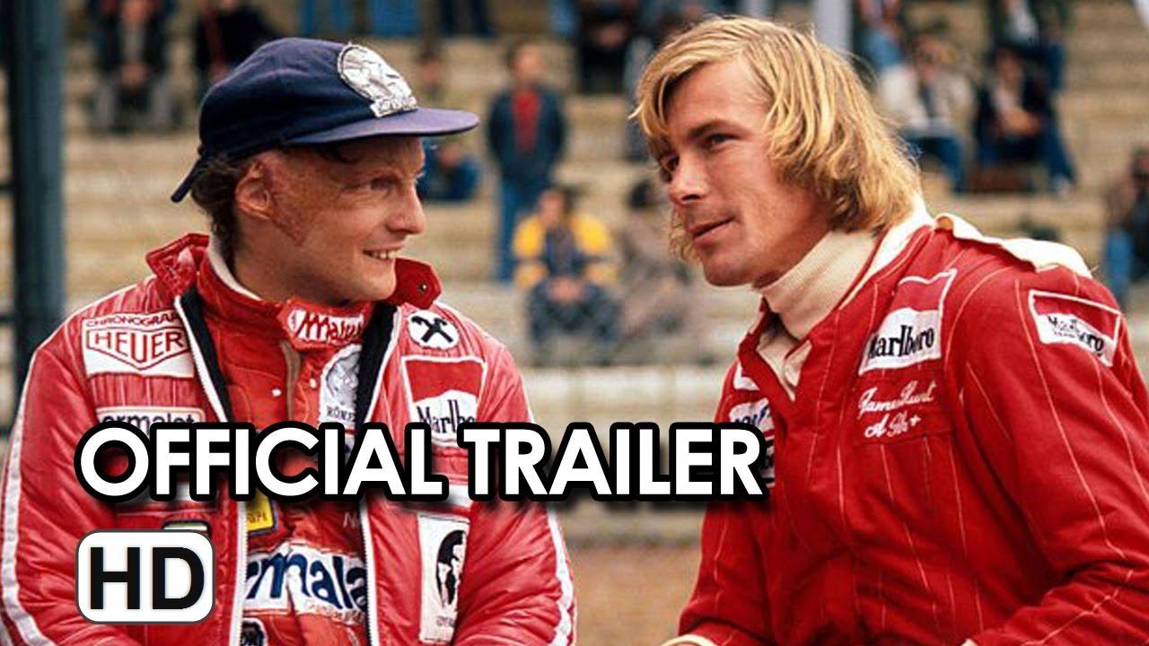 Rush official trailer 2013 ron howard f1 film youtube voltagebd Gallery