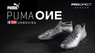 PRO:DIRECT SOCCER | Unboxing PUMA ONE Chrome