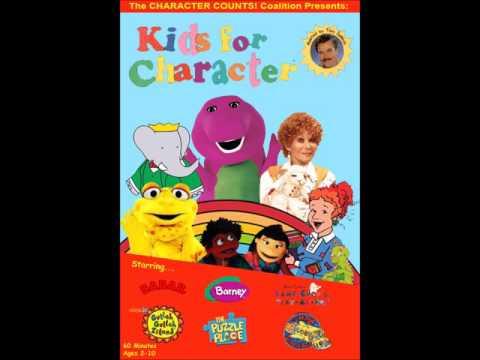 Kids for Character Song Sampler: 03  Kids For Character