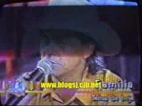 Sandy e Junior Show - programa da Manchete parte 1