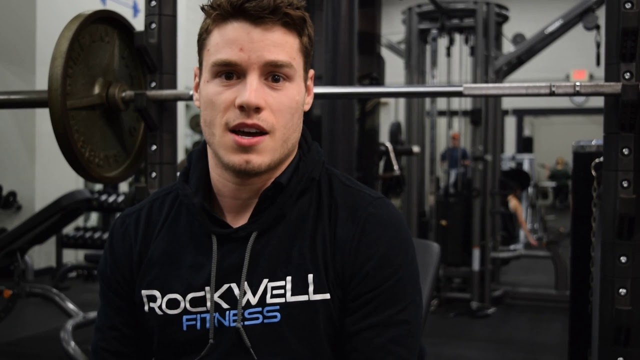 Pete, Trainer At Rockwell Fitness