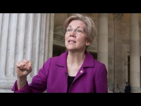 The story behind the rebuke of Elizabeth Warren