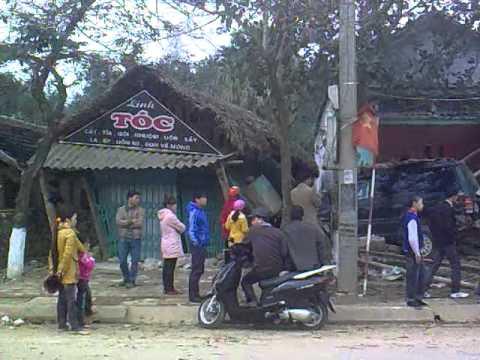 Tai nạn ôtô ở Bắc Quang - Hà Giang.