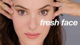 Fresher, Firmer Face for Free