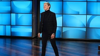 Ellen Takes Her And Portia's Road Trip Games To The Audience