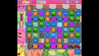 Candy Crush Saga level 593 - 3 stars, no boosters used!